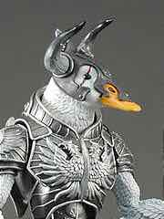 Minotaur the Duck