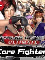 DOA5U: Core Fighters + Free Character Mila!