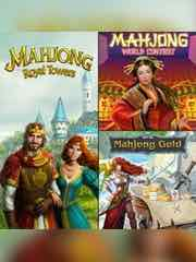 Mahjong Royal Towers, Mahjong World Contest, Mahjong Gold