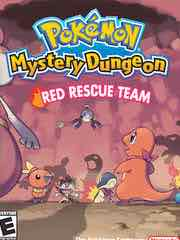Pok�mon Mystery Dungeon: Red Rescue Team