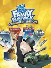 HASBRO FAMILY FUN PACK CONQUEST EDITION