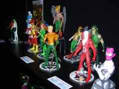 Toy Fair 2011 - DC Direct - Action Figures, Statues, and Busts