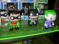 Toy Fair 2011 - Funko - Bobble Heads and Vinyl Figures