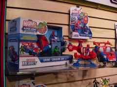 Toy Fair 2011 - Hasbro - Playskool Jedi Force, Marvel, and Transformers