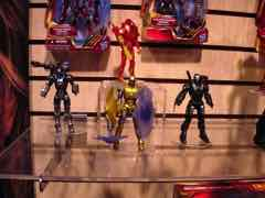 Toy Fair 2011 - Hasbro - Marvel - Iron Man