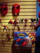 Toy Fair 2011 - Hasbro - Marvel - Spider-Man