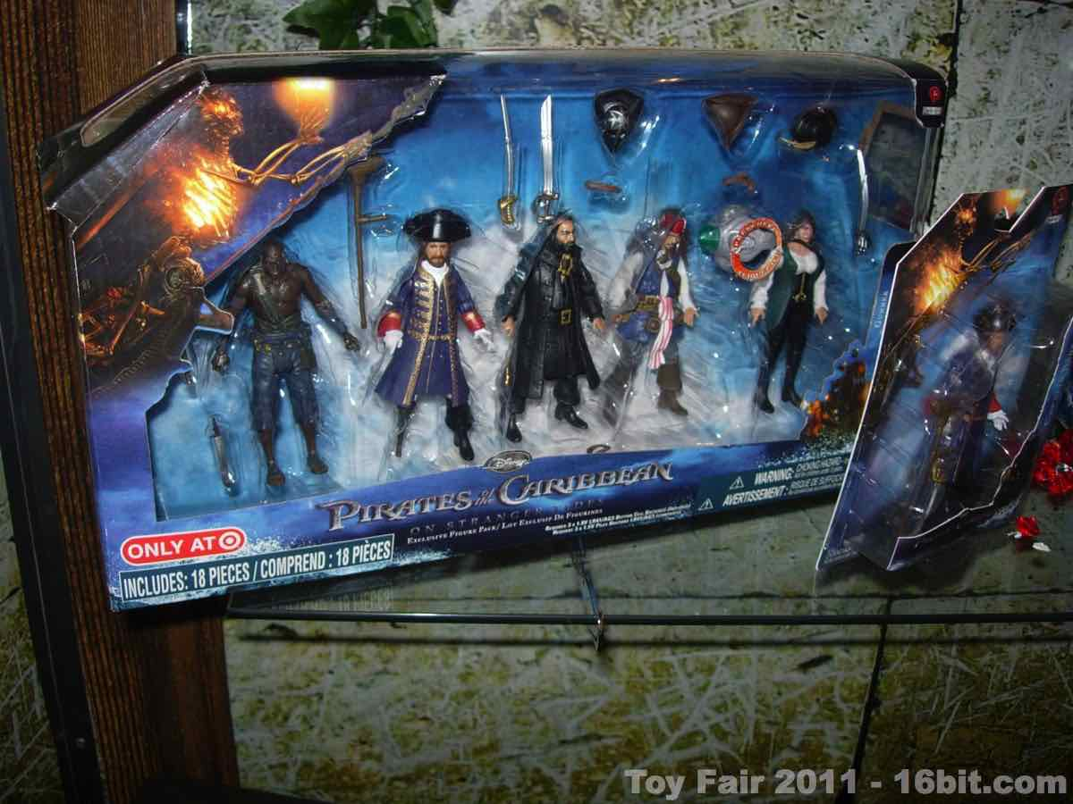 Pirates Of The Caribbean Toys : Bit toy fair coverage of jakks pacific pirates