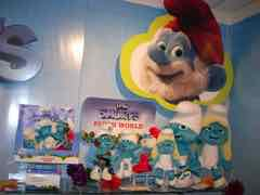 Jakks Pacific Smurfs