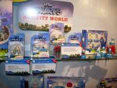 Toy Fair 2011 - Jakks Pacific Smurfs Movie - Toys and Action Figures