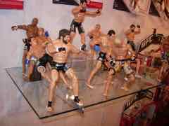 Toy Fair 2011 - Jakks Pacific - UFC Wrestling