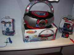 Toy Fair 2011 - Jazwares - Action Figures, Electronics, and Toys
