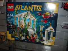 Toy Fair 2011 - LEGO Atlantis