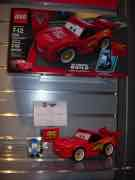 Toy Fair 2011 - LEGO - Pixar - Cars