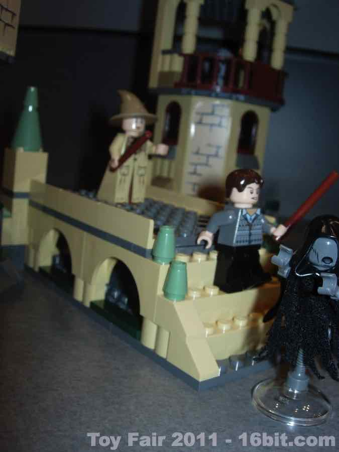 16bit Com Toy Fair Coverage Of Lego Harry Potter Toys