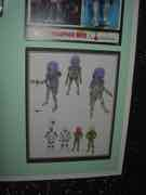 Toy Fair 2012 - Four Horsemen - Outer Space Men - Design Boards