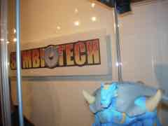 Toy Fair 2012 - Four Horsemen - Symbiotech - Action Figures
