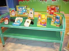 Toy Fair 2012 - Hasbro - Playskool Sesame Street