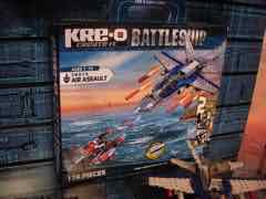 Toy Fair 2012 - Hasbro - Kre-o - Transformers - Battleship