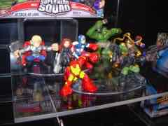 Toy Fair 2012 - Hasbro - Marvel