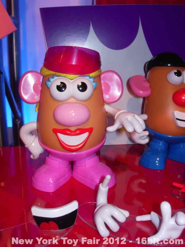 16bit com  toy fair coverage of hasbro playskool toys from adam pawlus