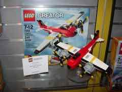 Toy Fair 2012 - LEGO - Creator