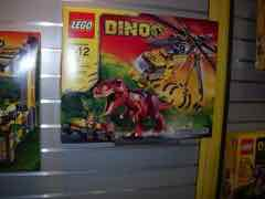 Toy Fair 2012 - LEGO - Dino
