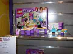 Toy Fair 2012 - LEGO - Friends