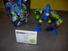 Toy Fair 2012 - LEGO - Hero Factory