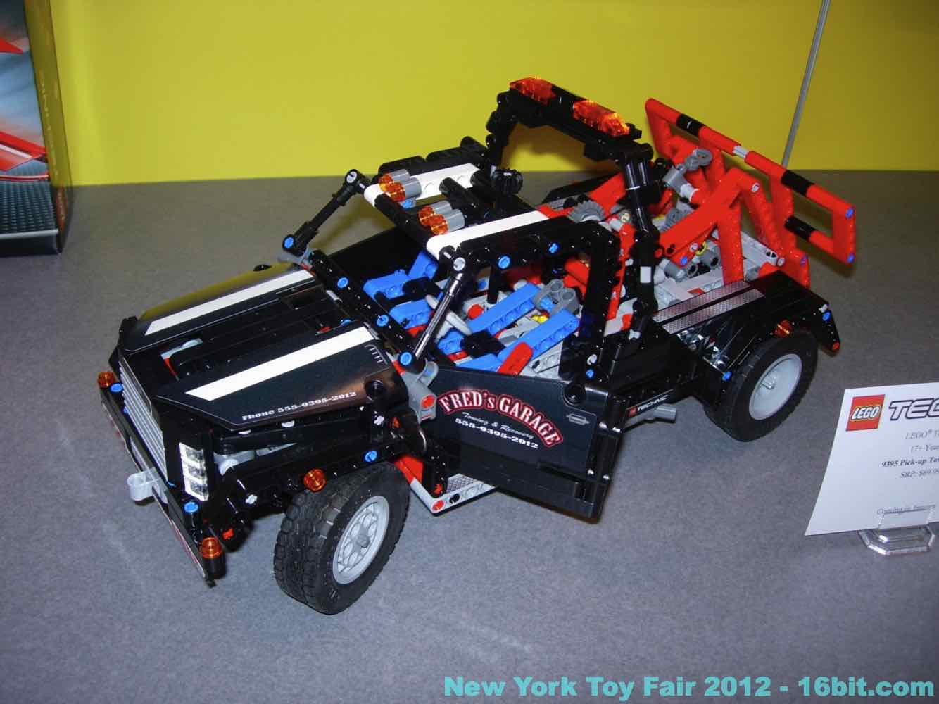 Lego Technic 2012-First pictures - YouTube