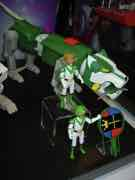 Toy Fair 2012 - Mattel - Voltron