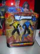 Toy Fair 2012 - Mattel - DC Universe