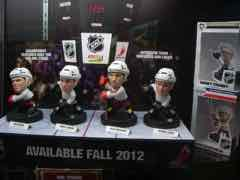 Toy Fair 2012 - Round 5 - MMA - NHL - Bruce Lee