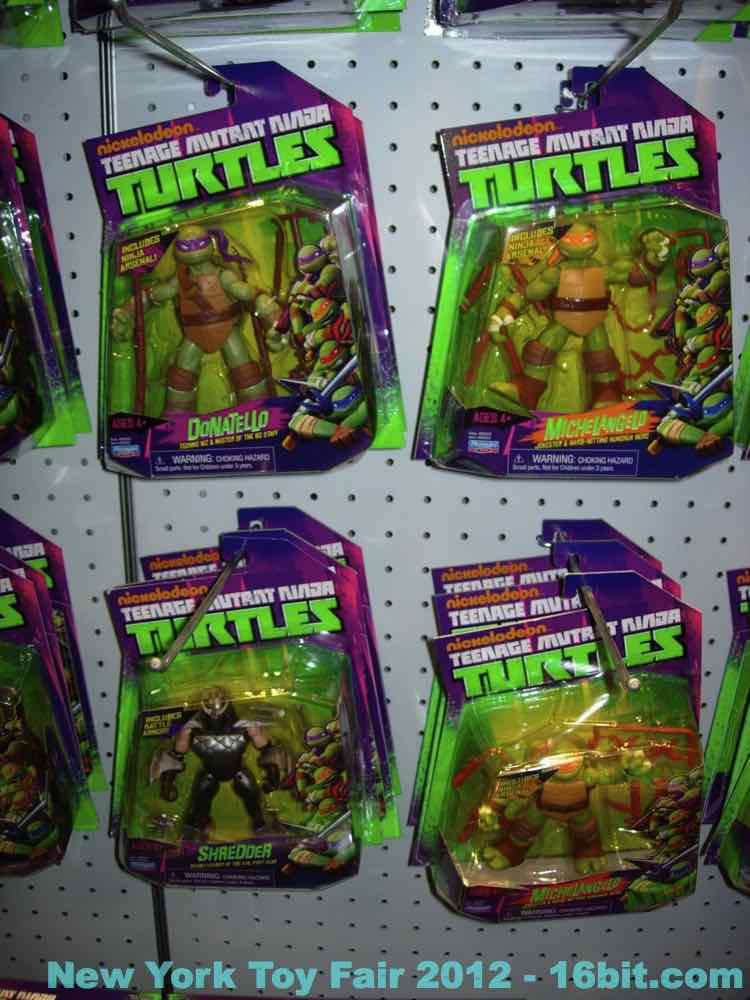 Teenage Mutant Ninja Turtles 2012 Neuralizer Toy : Bit toy fair coverage of playmates teenage mutant