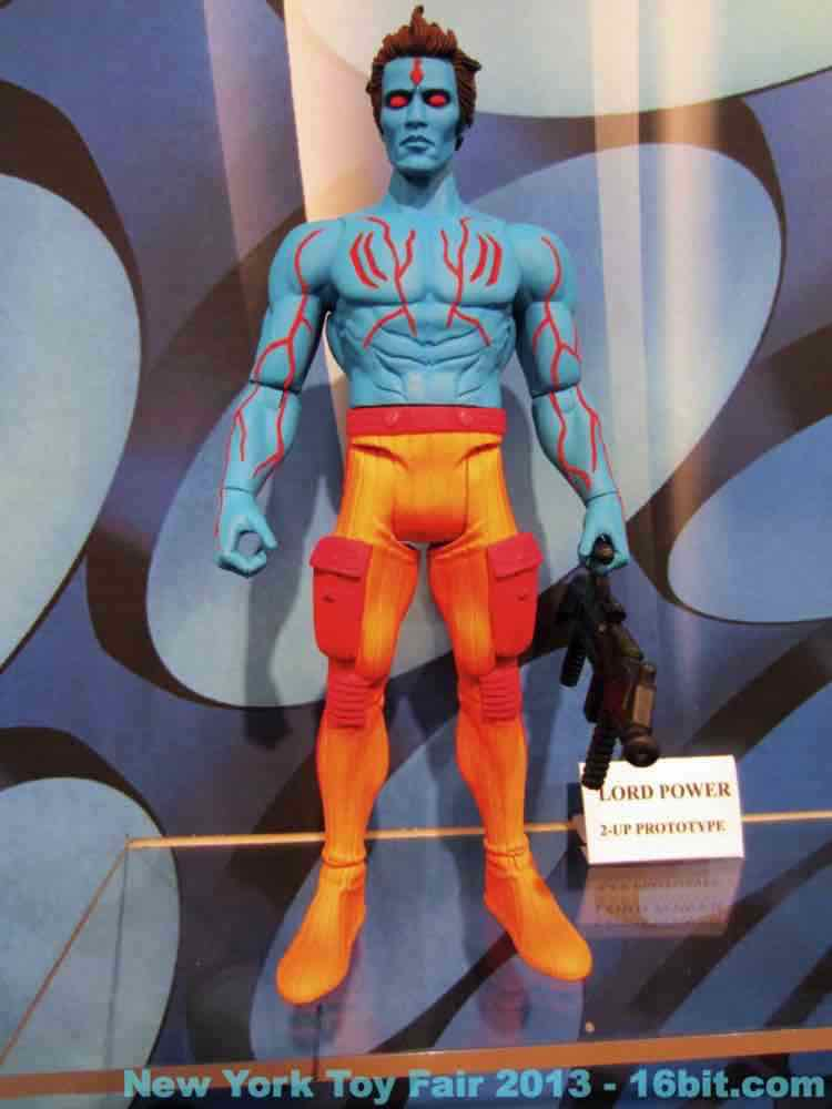 16bit Com Toy Fair 2013 Coverage Of Power Lords Glyos