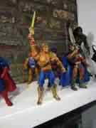 Toy Fair 2013 - Four Horsemen - Masters of the Universe Classics (Four Horsemen Gallery) Action Figures