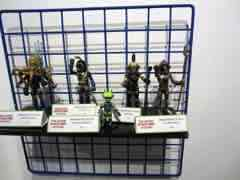 Toy Fair 2013 - Four Horsemen - Outer Space Men Custom Action Figures