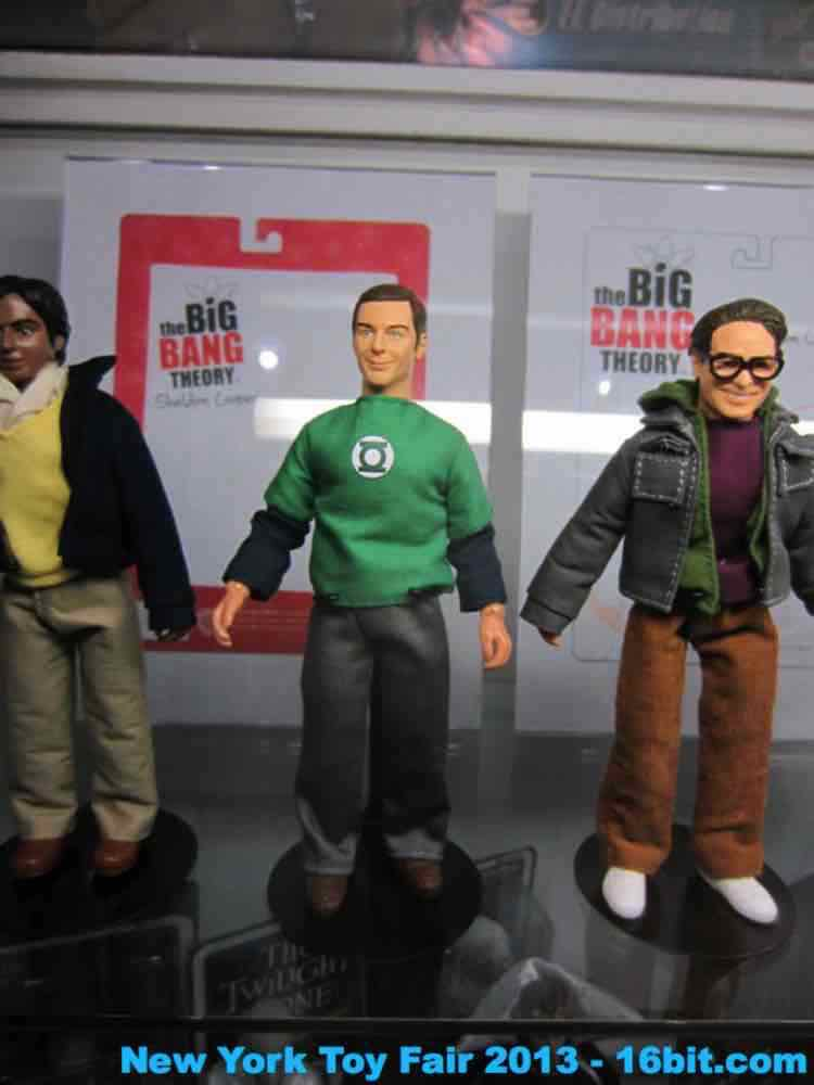 16bit Com Toy Fair Coverage Of Big Bang Theory Action