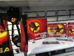 Toy Fair 2013 - NECA - Hunger Games