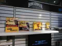 Toy Fair 2013 - NECA - Lone Ranger