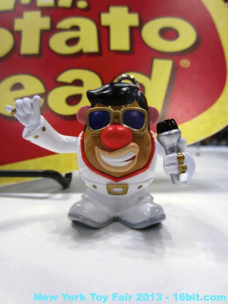 16bit Com Toy Fair Coverage Of Ppw Mr Potato Heads From