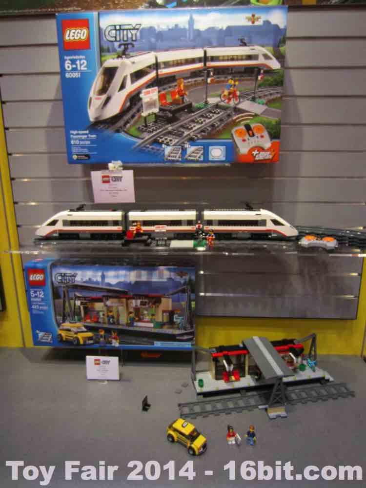 16bit Com Toy Fair Coverage Of Lego City From Adam Pawlus