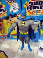 Toy Fair 2014 - Mattel - DC Comics and Batman