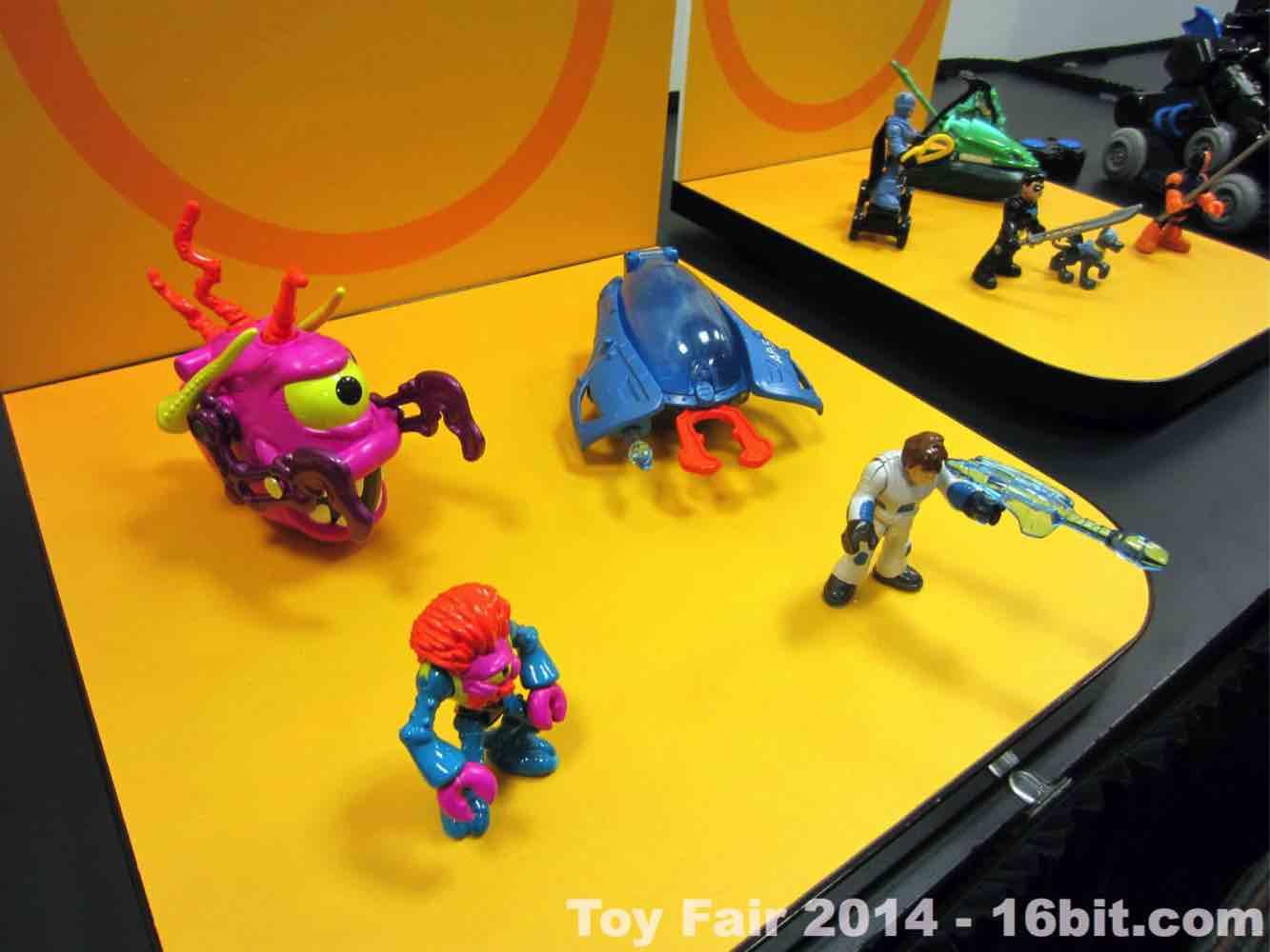 16bit Com Toy Fair Coverage Of Mattel Misc From Adam Pawlus