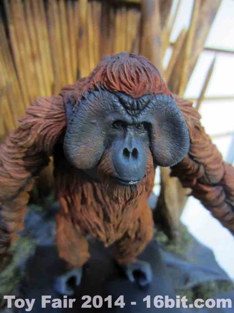 16bit.com: Toy Fair Coverage of NECA Planet of the Apes ...