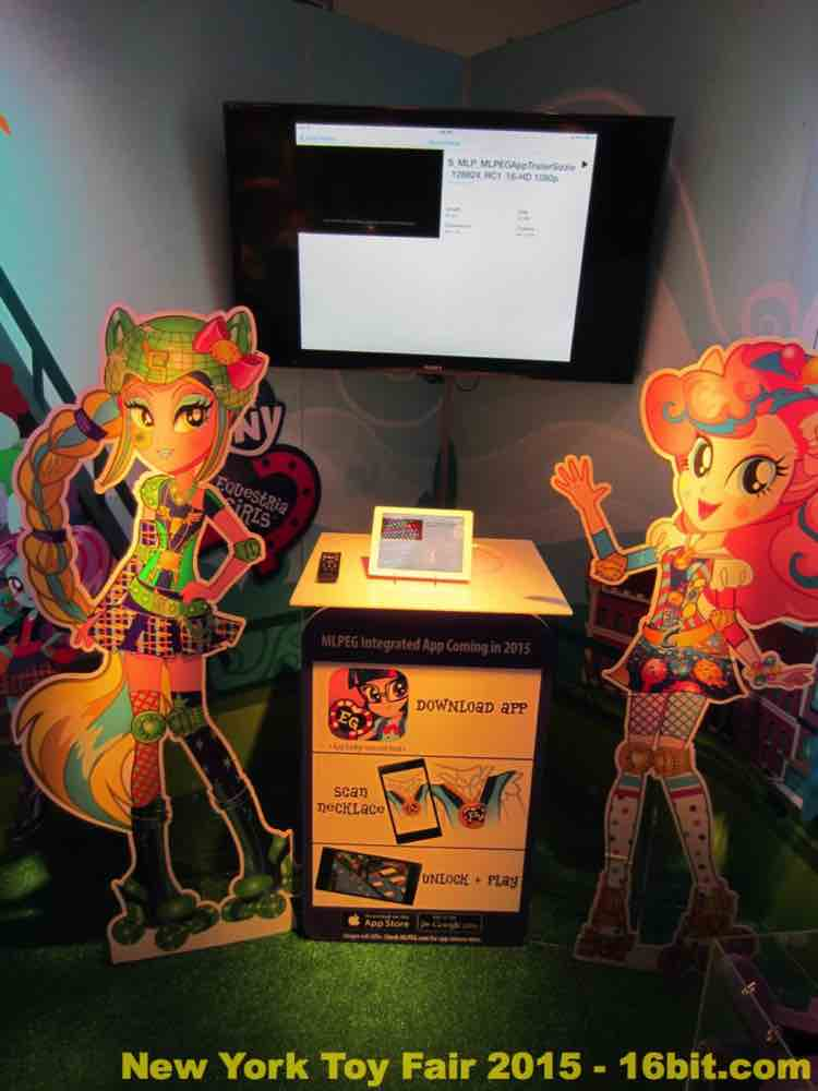16bit Com Toy Fair Coverage Of Hasbro My Little Pony Toys