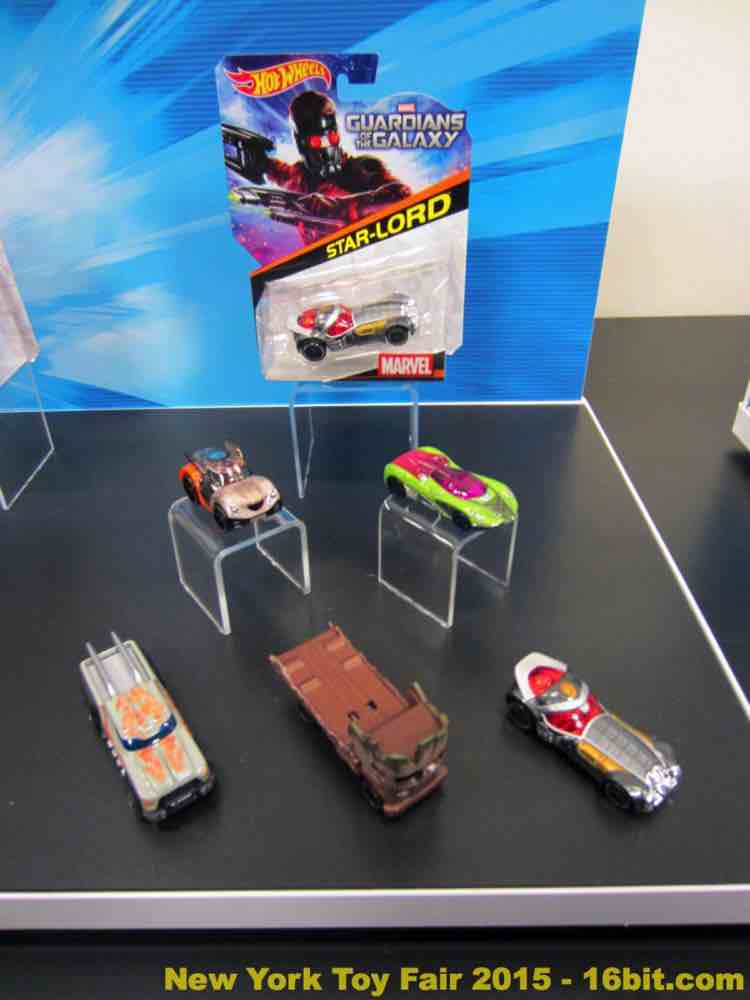 16bit Com Toy Fair Coverage Of Mattel Hot Wheels Toys