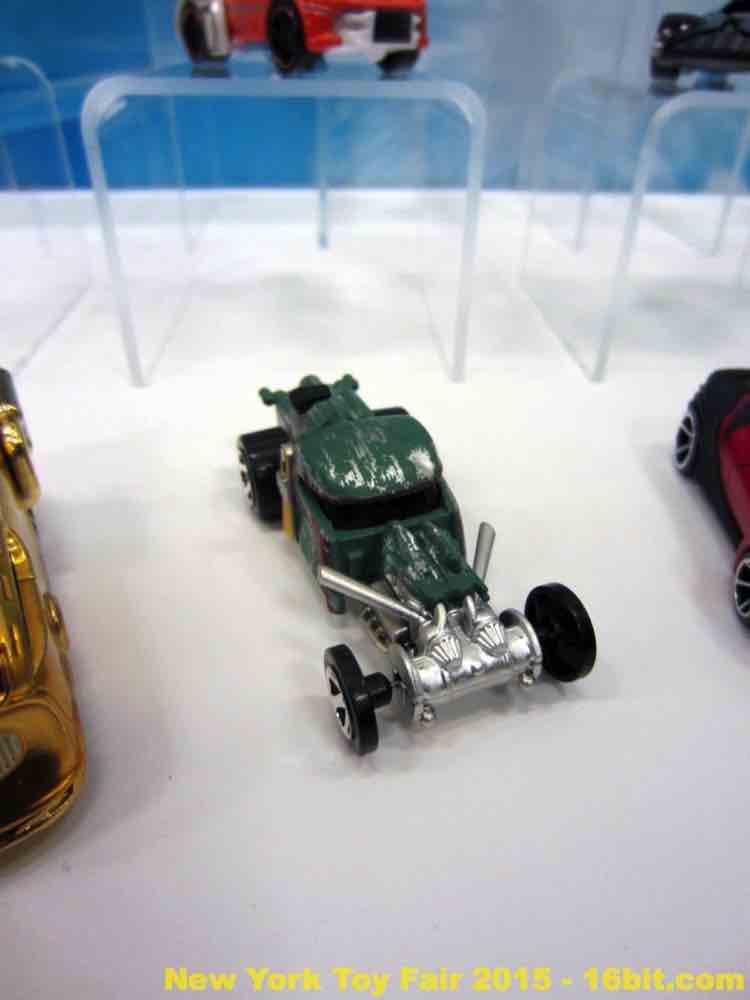 16bit Com Toy Fair Coverage Of Mattel Hot Wheels Toys