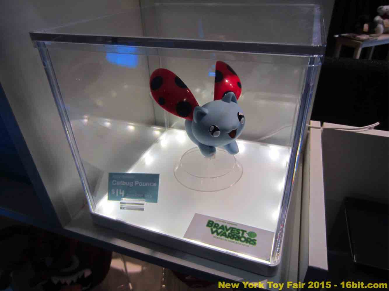 16bit Com Toy Fair Coverage Of We Love Fine Bee And