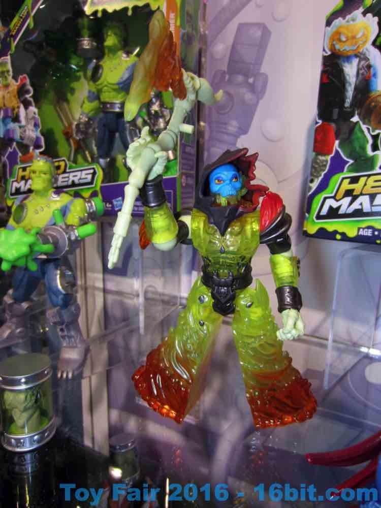 16bit com  toy fair coverage of hasbro hero mashers toys