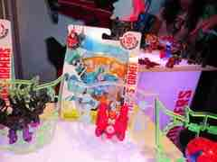 Toy Fair 2016 - Hasbro - Transformers Robots in Disguise